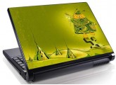Laptopskin abstract 00015